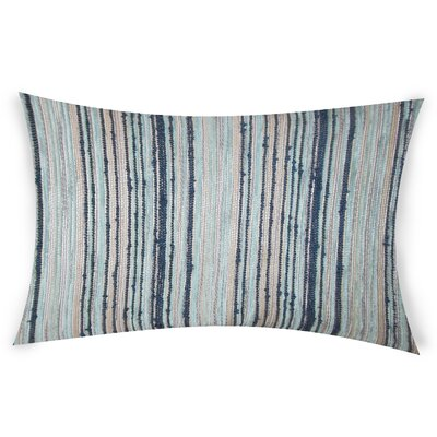 Haynie Lumbar Pillow Color: Blue