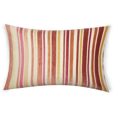 Bramblewood Lumbar Pillow Color: Orange