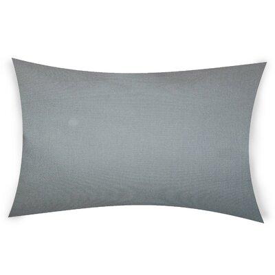 Odonoghue Cotton Lumbar Pillow Color: Gray