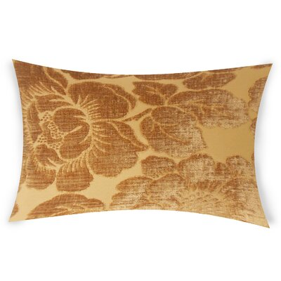 Estaugh Lumbar Pillow Color: Orange