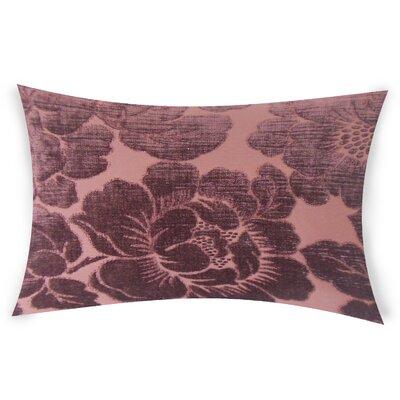 Estaugh Lumbar Pillow Color: Purple