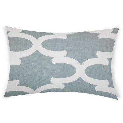 Eshelman Cotton Throw Pillow Color: Gray