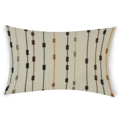 Ocampo Throw Pillow Color: Brown