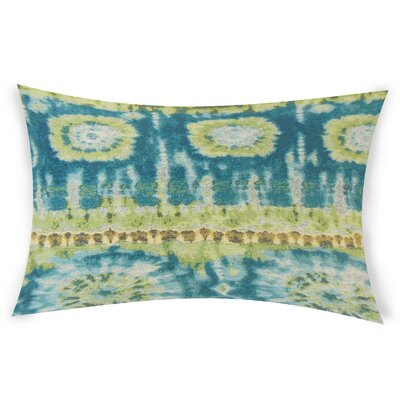Ocasio Lumbar Pillow Color: Blue