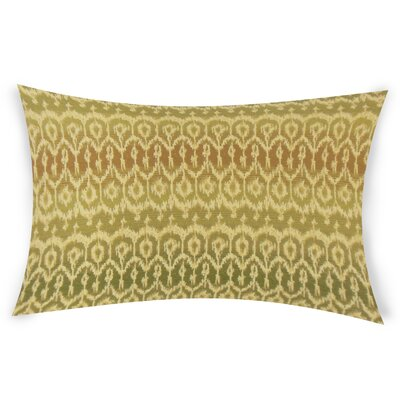 Neubauer Lumbar Pillow Color: Green