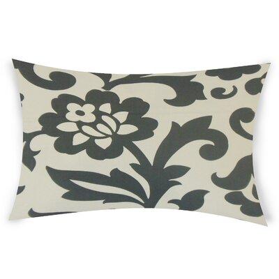 Glen Arbor Lumbar Pillow Color: White