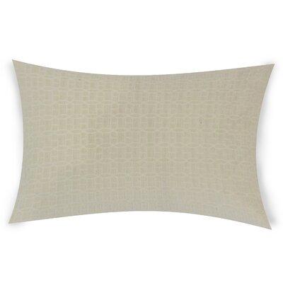 Errico Lumbar Pillow Color: Beige