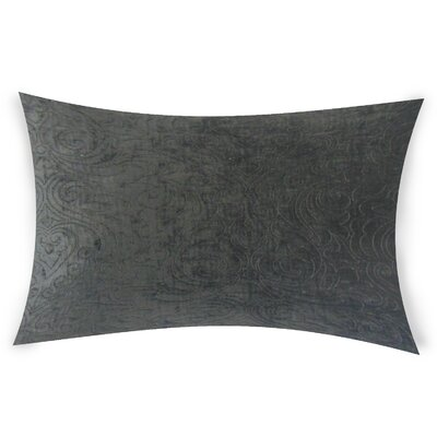 Neuman Lumbar Pillow Color: Black