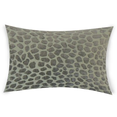 Nevels Lumbar Pillow Color: Gray