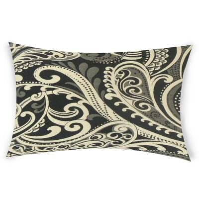 Erik Throw Pillow Color: White
