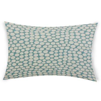 Comeau Lumbar Pillow Color: Blue