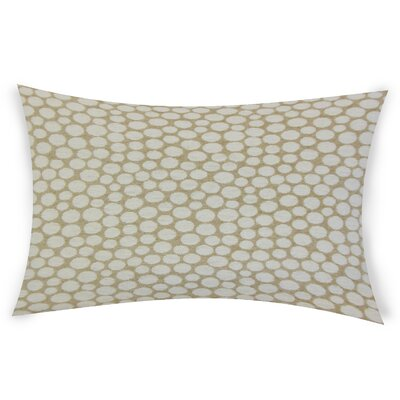 Comeau Lumbar Pillow Color: Beige