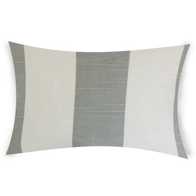 Digiacomo Janice Cotton Lumber Pillow Color: Gray
