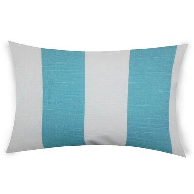 Digiacomo Janice Cotton Lumber Pillow Color: Light Blue