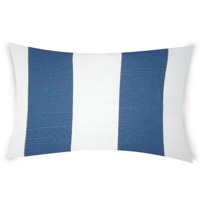 Digiacomo Janice Cotton Lumber Pillow Color: Blue