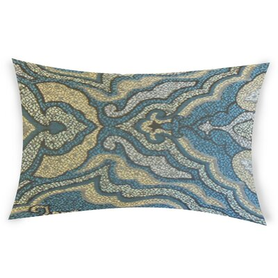 Ohagan Lumbar Pillow Color: Blue