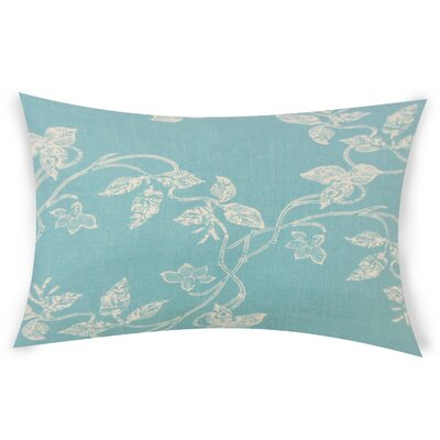 Gilliam Cotton Throw Pillow Color: Turquoise