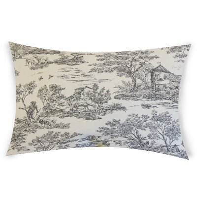 Nempnett Thrubwell Cotton Throw Pillow Color: Gray