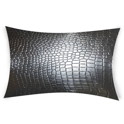 Harkless Leather Lumbar Pillow
