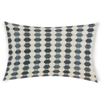 Goode Lumbar Pillow Color: Gray