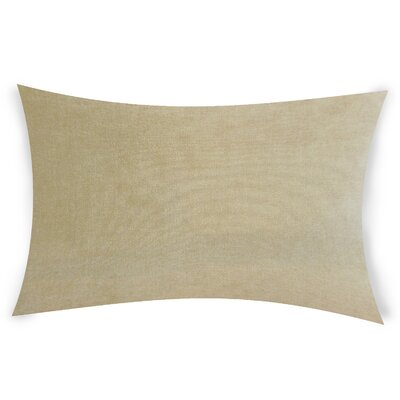 Ojeda Lumbar Pillow Color: Beige