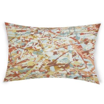 Oberlin Cotton Lumbar Pillow Color: Charcoal