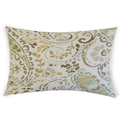 Gleneagles Linen Throw Pillow Color: Gray