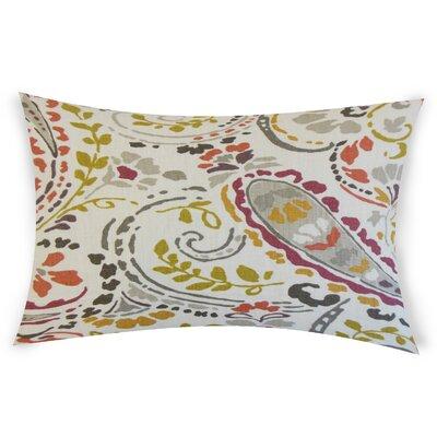 Gleneagles Linen Throw Pillow Color: Brown