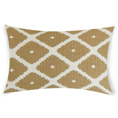 Espinal Lumbar Pillow Color: Brown