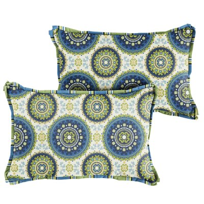 Merida Indoor/Outdoor Lumbar Pillow Size: 12 x 24