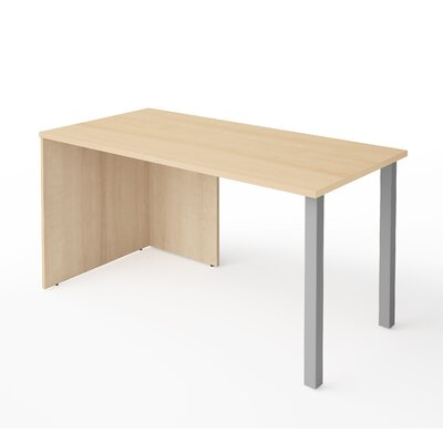 59.3 W Prattsburgh Training Table Tabletop Finish: Northern Maple