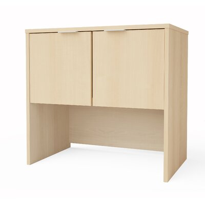 Prattsburgh 28.3 H x 30.1 W Desk Hutch Finish: Northern Maple