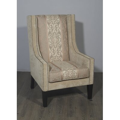 Brandt Wingback Chair