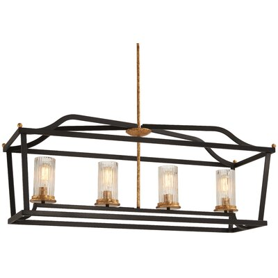Helmer 4-Light Kitchen Island Pendant
