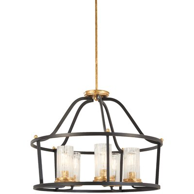Helmer 5-Light Foyer Pendant