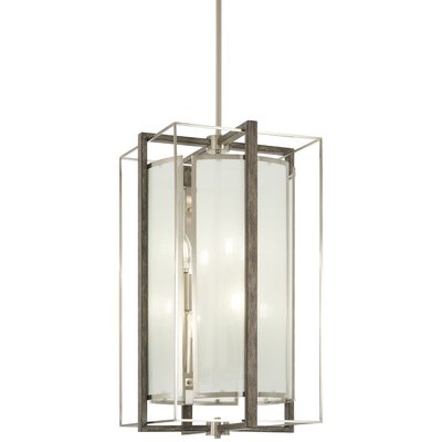 Zaleski 8-Light Drum Pendant