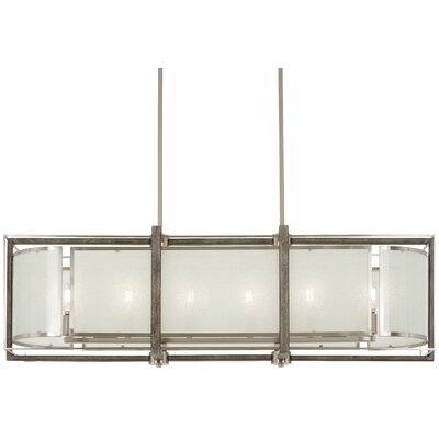 Zaleski 6-Light Kitchen Island Pendant