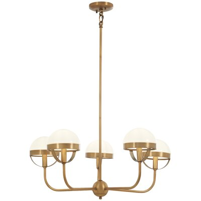 Philippa 5-Light Candle-Style Chandelier