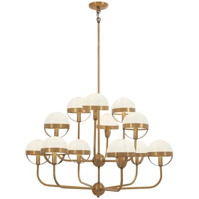 Philippa 12-Light Candle-Style Chandelier