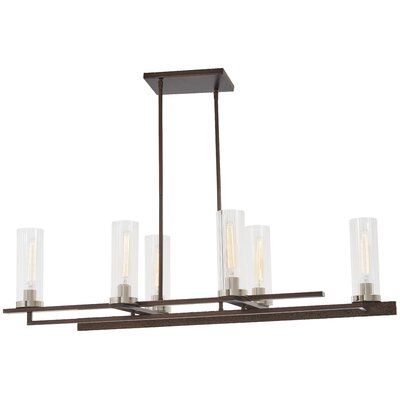Croxton 6-Light Kitchen Island Pendant