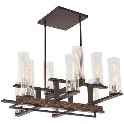 Croxton 10-Light Candle-Style Chandelier