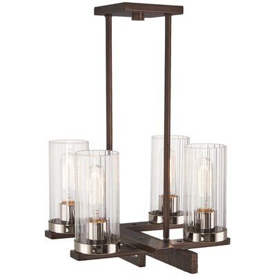 Croxton 4-Light Candle-Style Chandelier