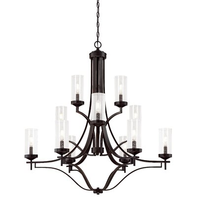 Mauch 12-Light Candle-Style Chandelier