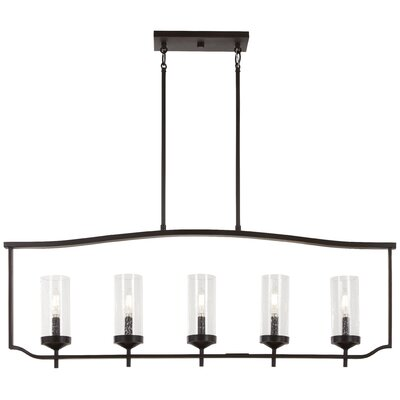 Mauch 5-Light Kitchen Island Pendant