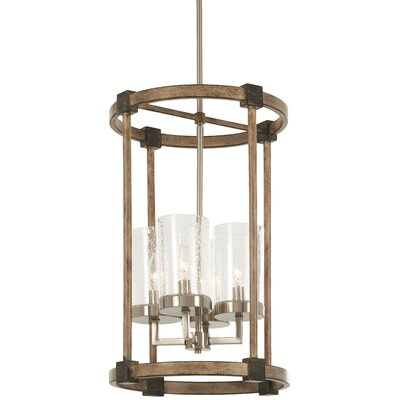 Lister 4-Light Foyer Pendant