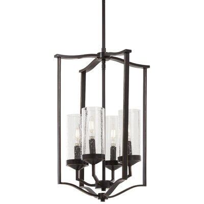 Mauch 4-Light Foyer Pendant
