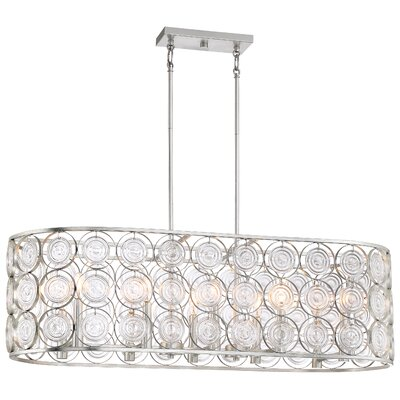 Ladwig 10-Light Kitchen Island Pendant
