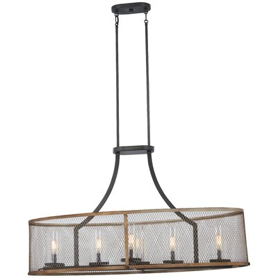 Croy 6-Light Kitchen Island Pendant