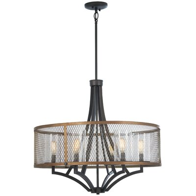 Croy 6-Light Candle-Style Chandelier