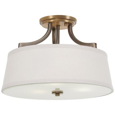 Mauer 3-Light Semi Flush Mount
